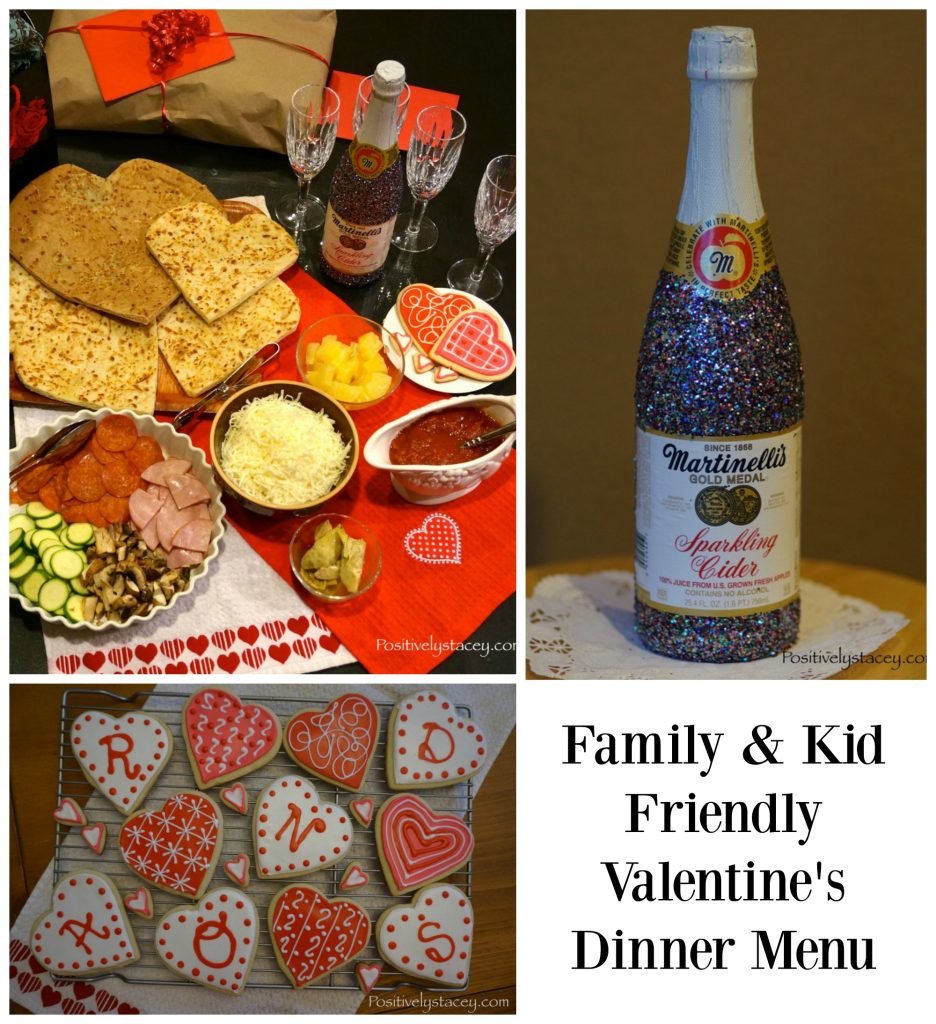 Five valentine dinner menus something for everyone for Valentines dinner for kids