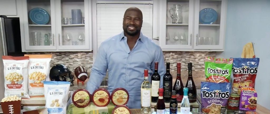 The Super Bowl is coming! And if my12 Amazing Super Bowl Recipes aren't enough for you, then you need to check out a Even More Super Bowl Eats From Ovie Mughelli.