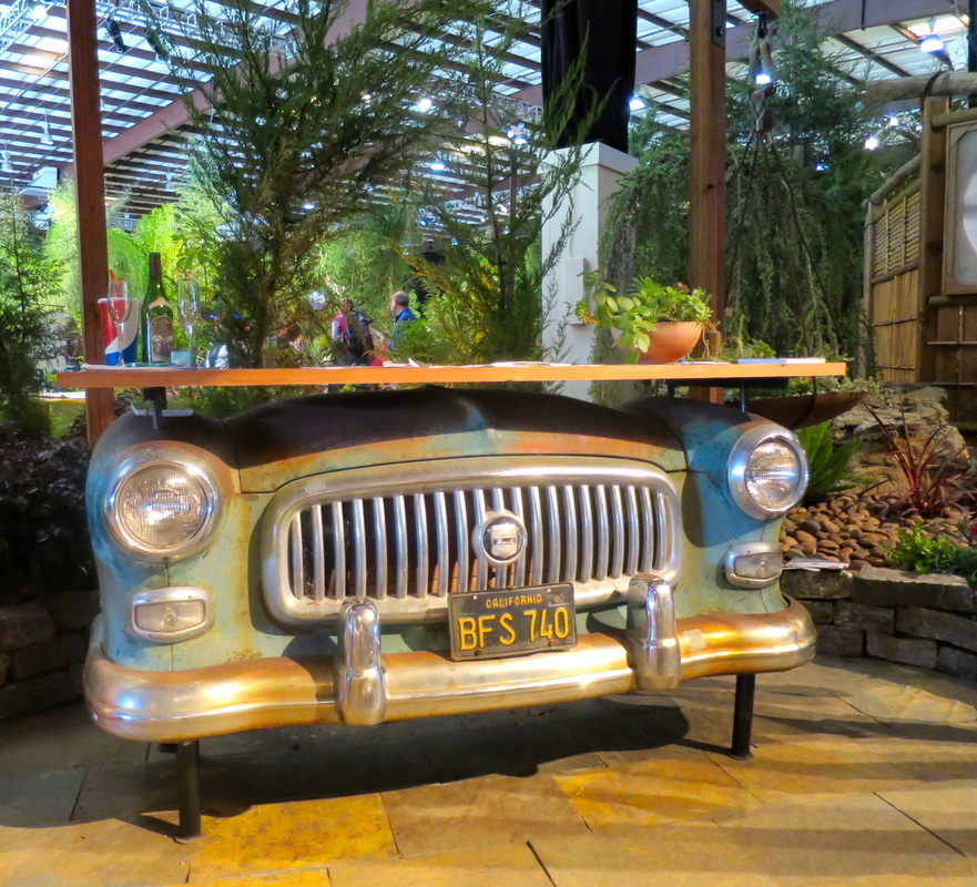 A Visit to the San Francisco Flower and Garden Show