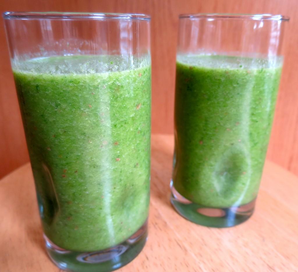 Mango-Ginger-Green-Smoothie