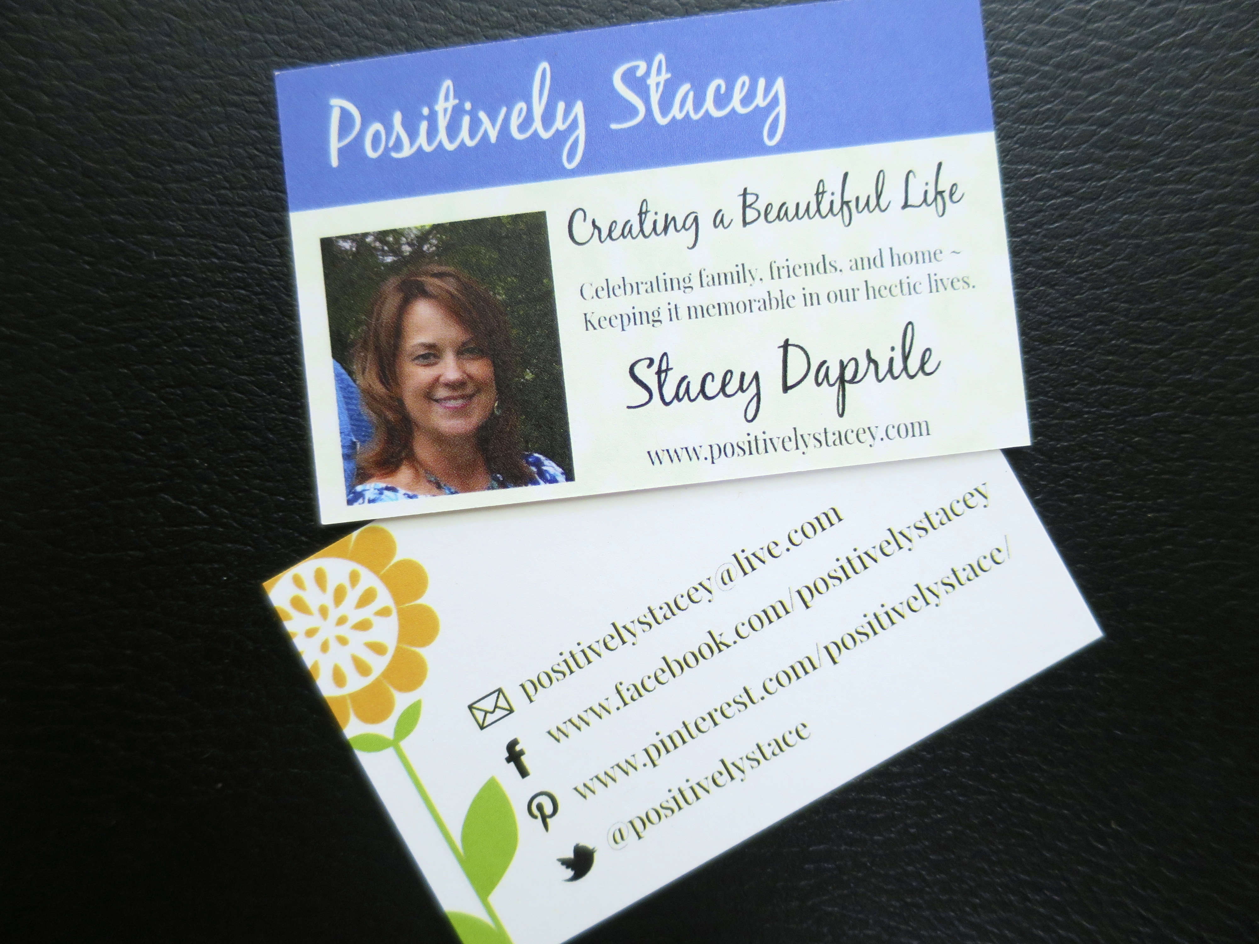 Positively-Stacey
