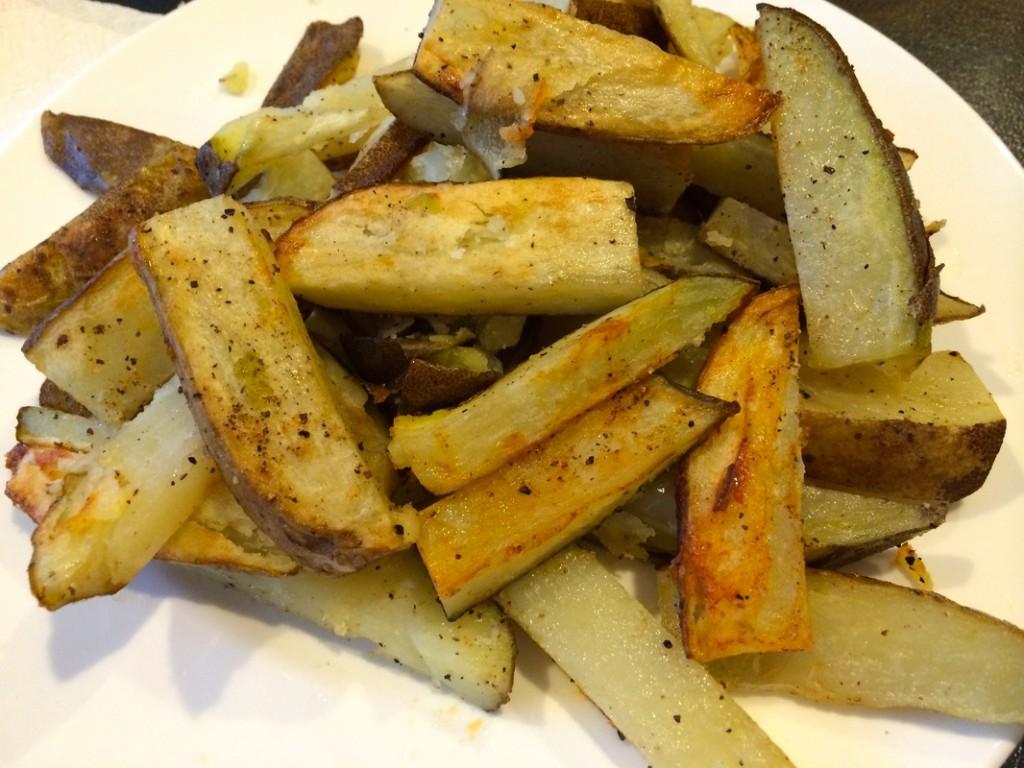 Homemade Fries