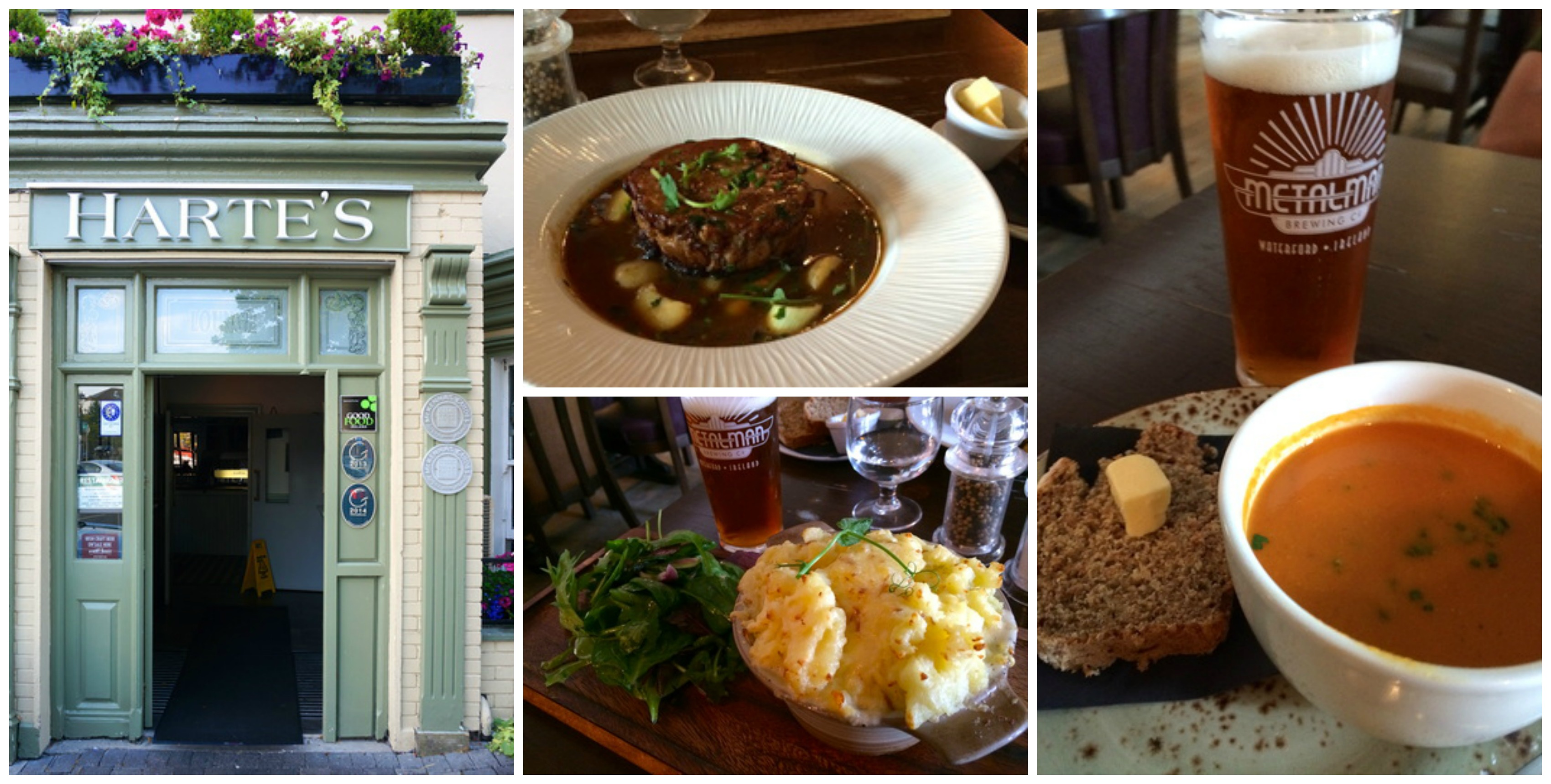 Our Five Favorite Restaurants in Ireland