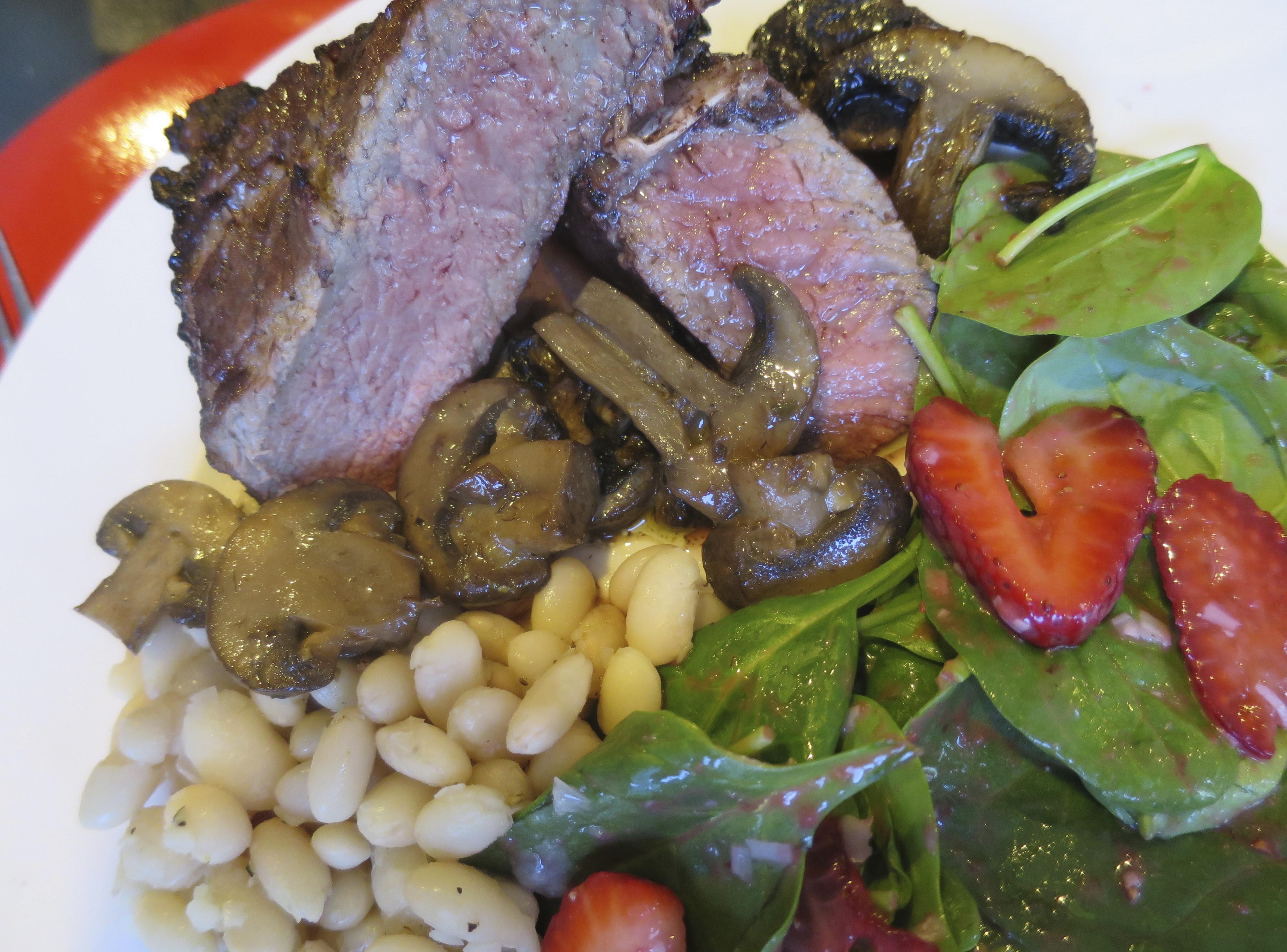 Venetian-Steak