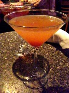 cantalope martini