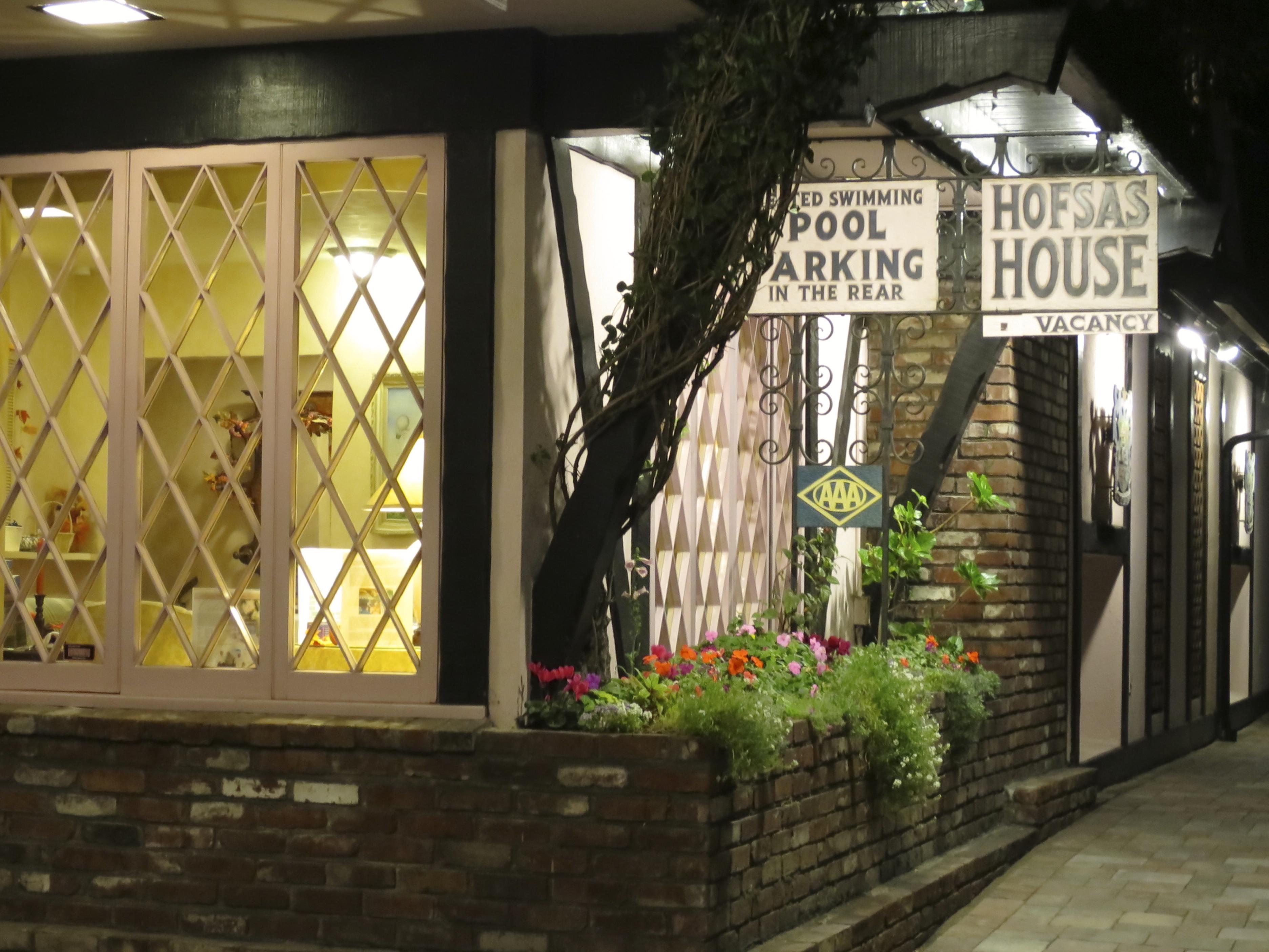 Hofsas House in Carmel, CA