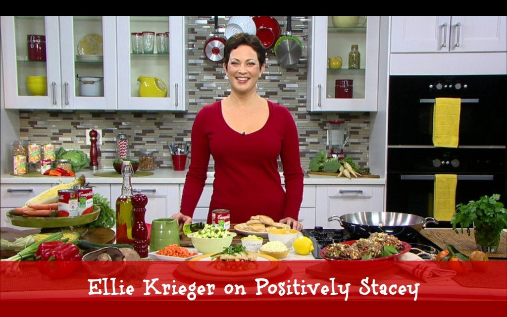 Ellie Krieger on Positively Stacey