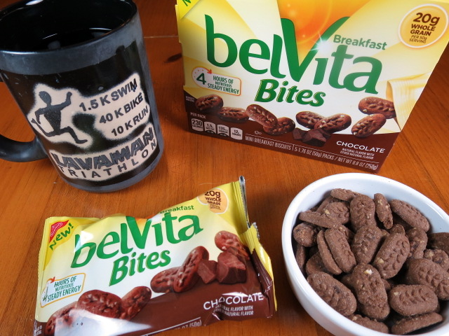 BelVita Bites with coffee