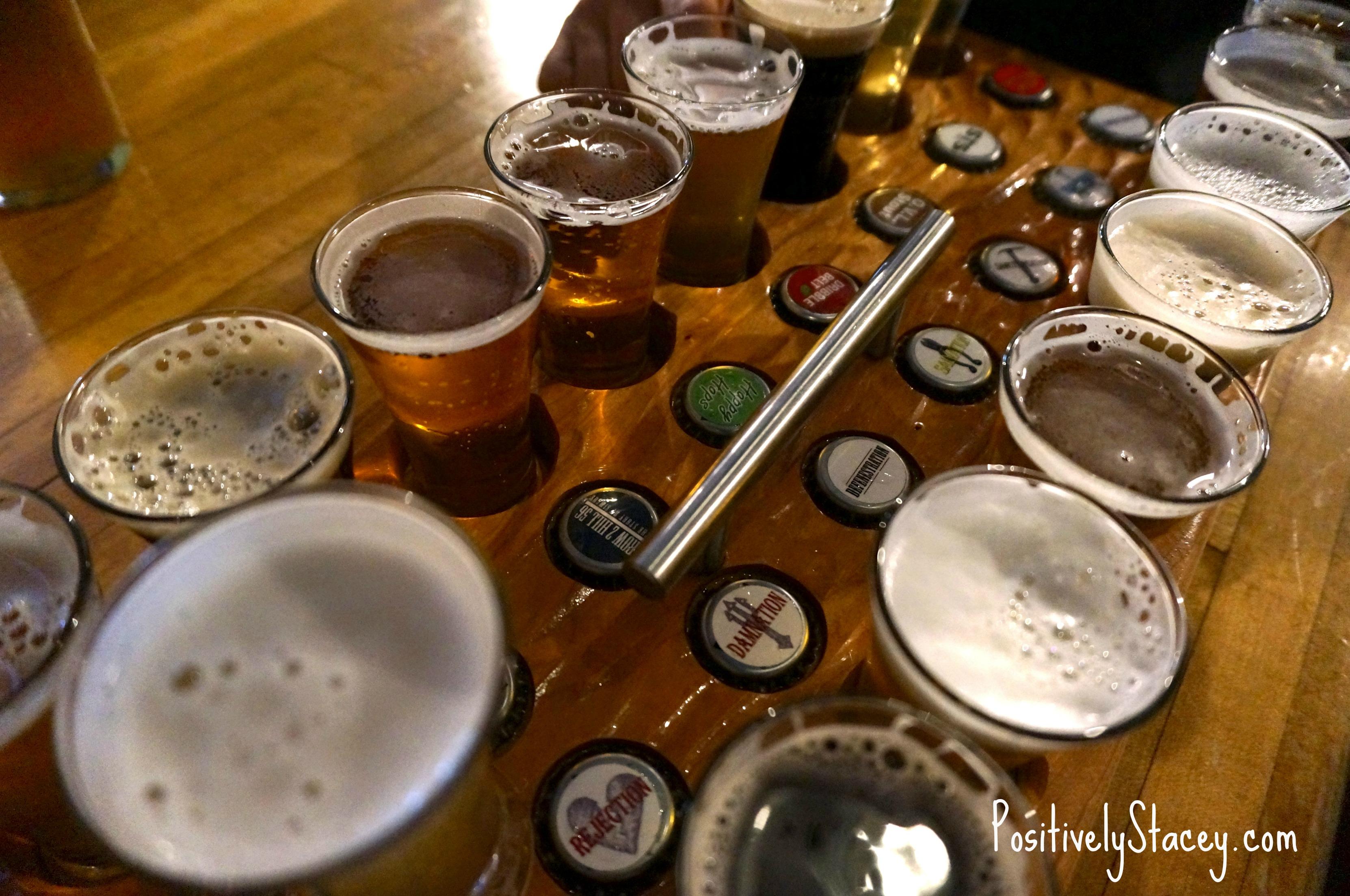 Sampler of 19 Beers!