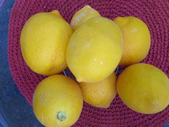 Meyer Lemon Bar Recipe