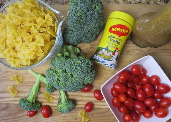 Maggi Pasta Salad