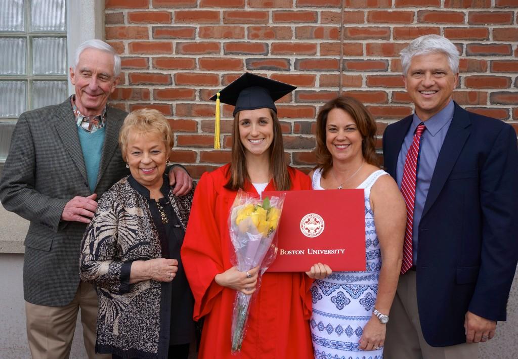 Alyssa Graduation