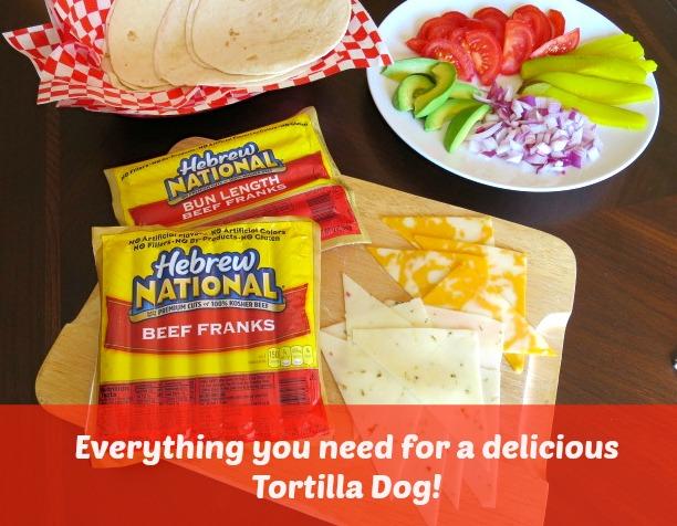 Tortilla Dogs