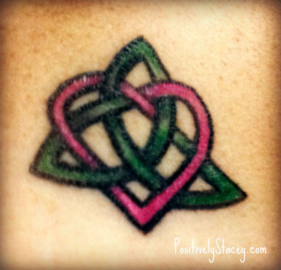 Celtic Sister Knot Tattoo