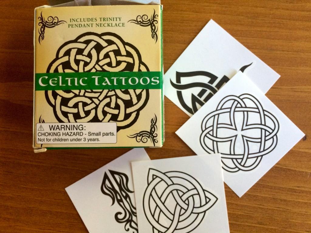 Celtic Knot Tattoos