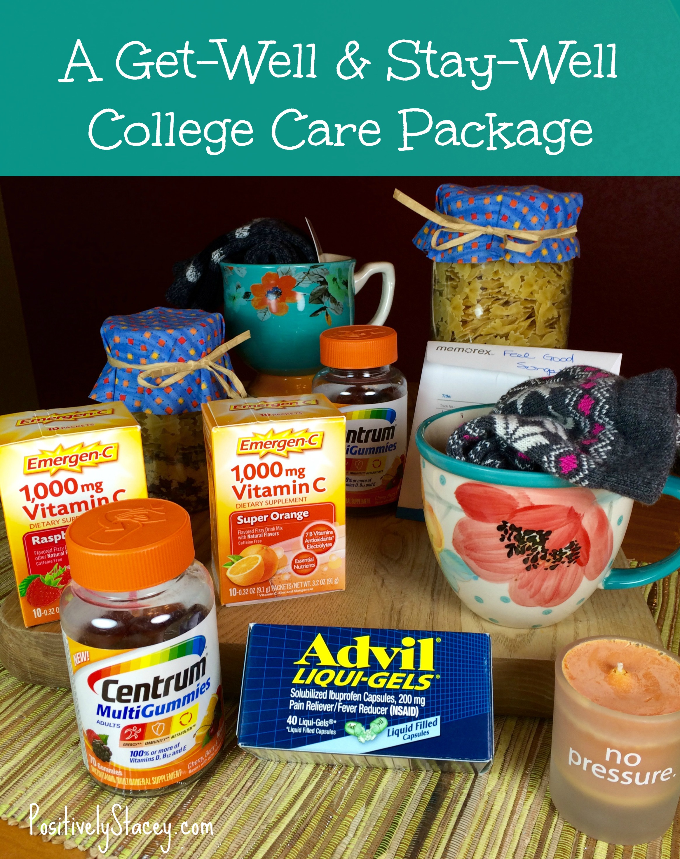 College Care Package
