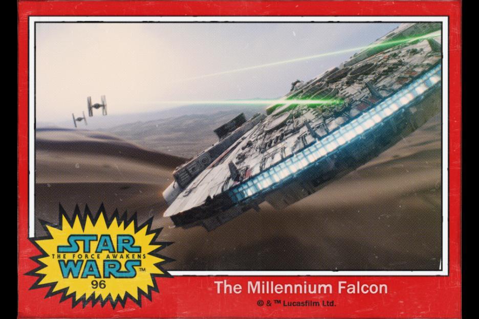 starwars the Millennium