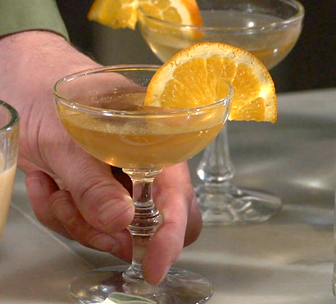 Fall Cocktails from Ted Kilgore