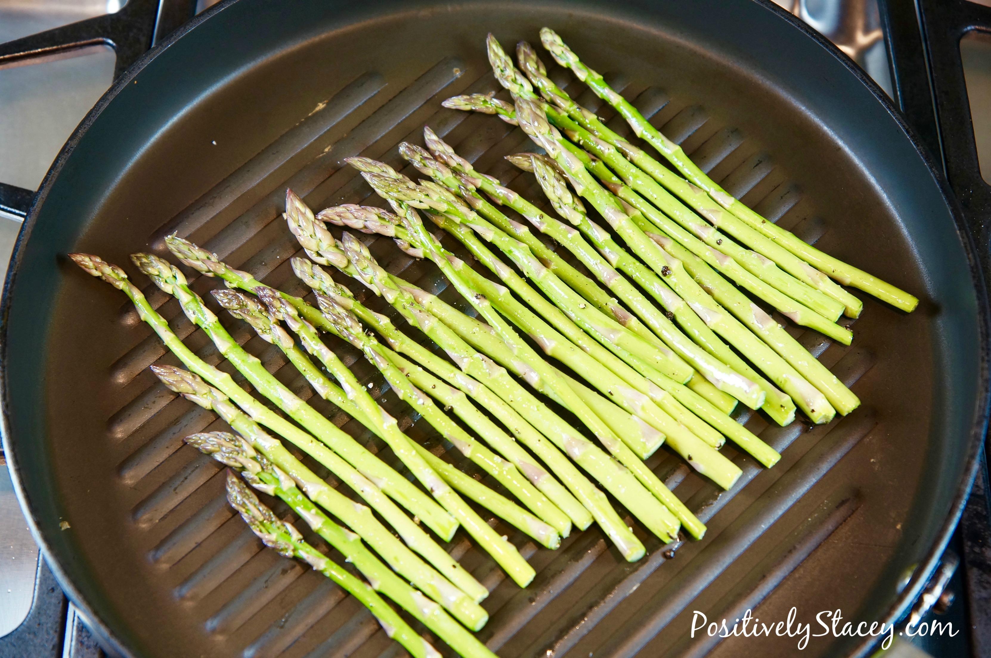 Asparagus Grill Pan