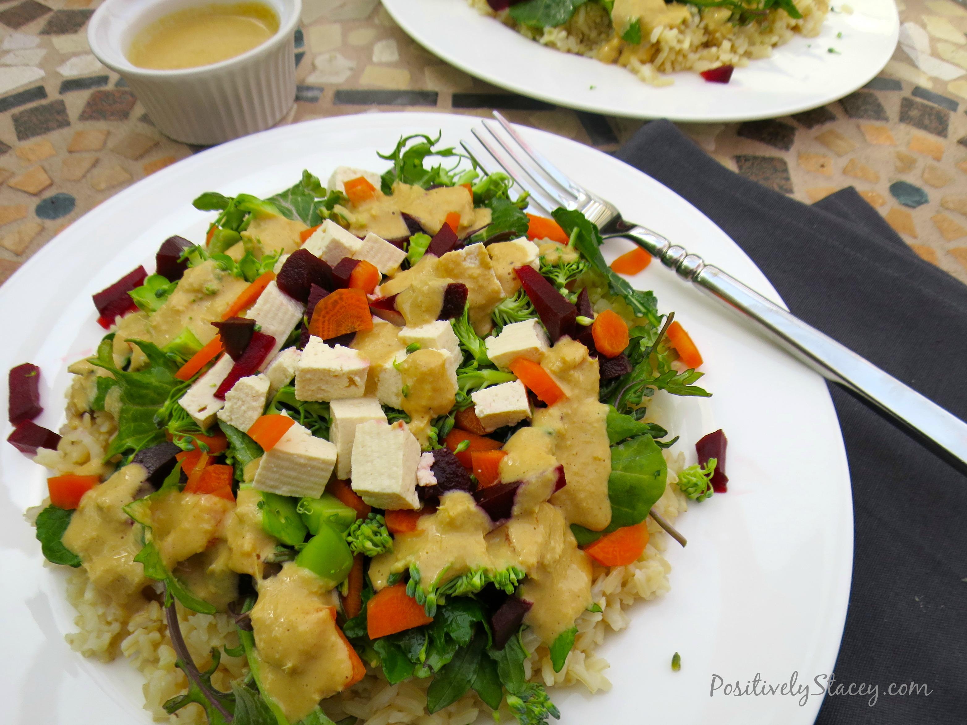 The Goddess Life Alive Salad