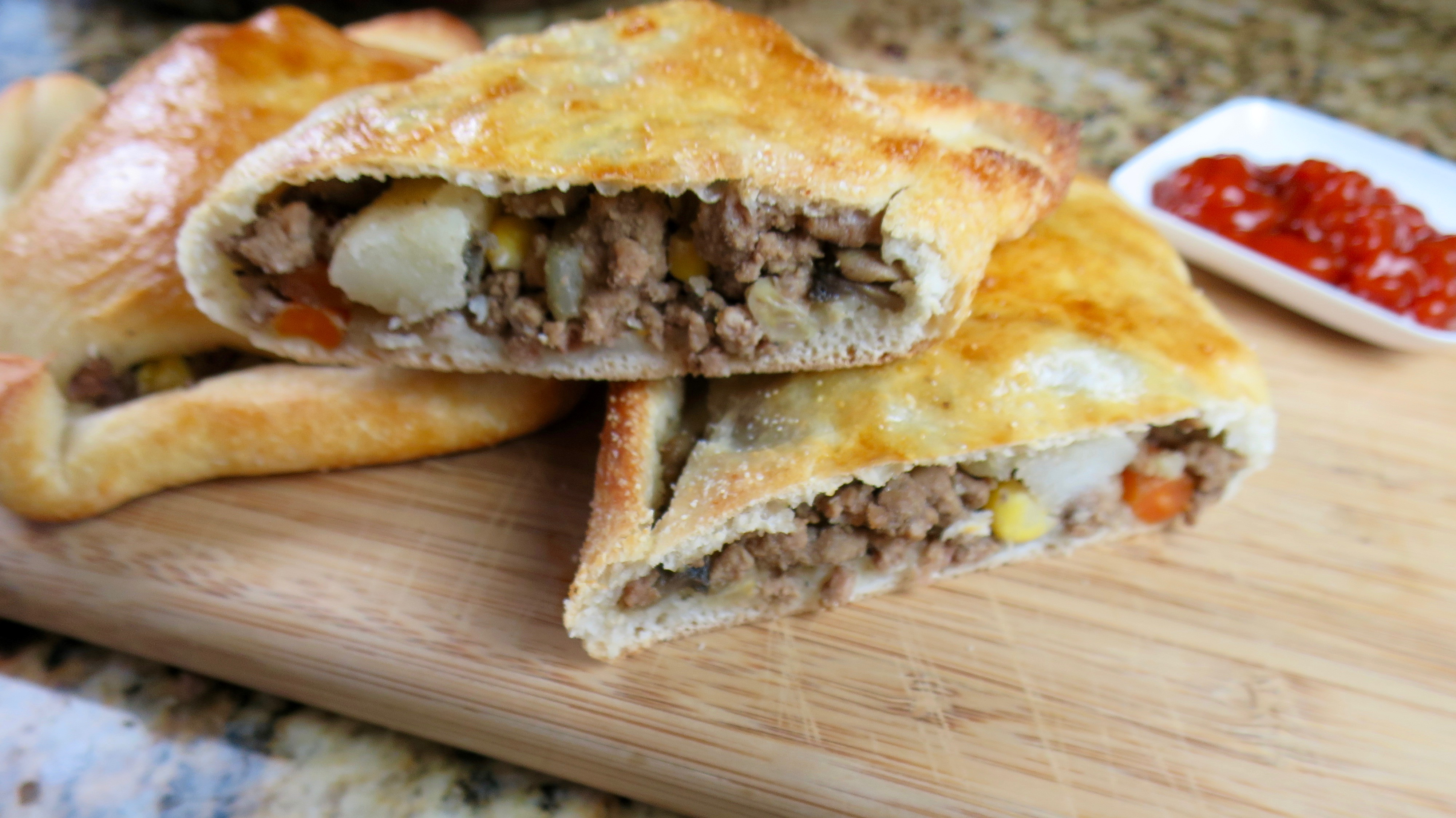 Savory Beef and Veggie Hand Pies