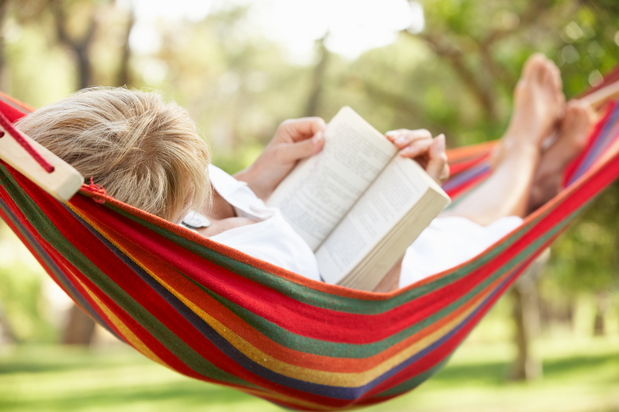 10 Books to Read When You Can't Travel