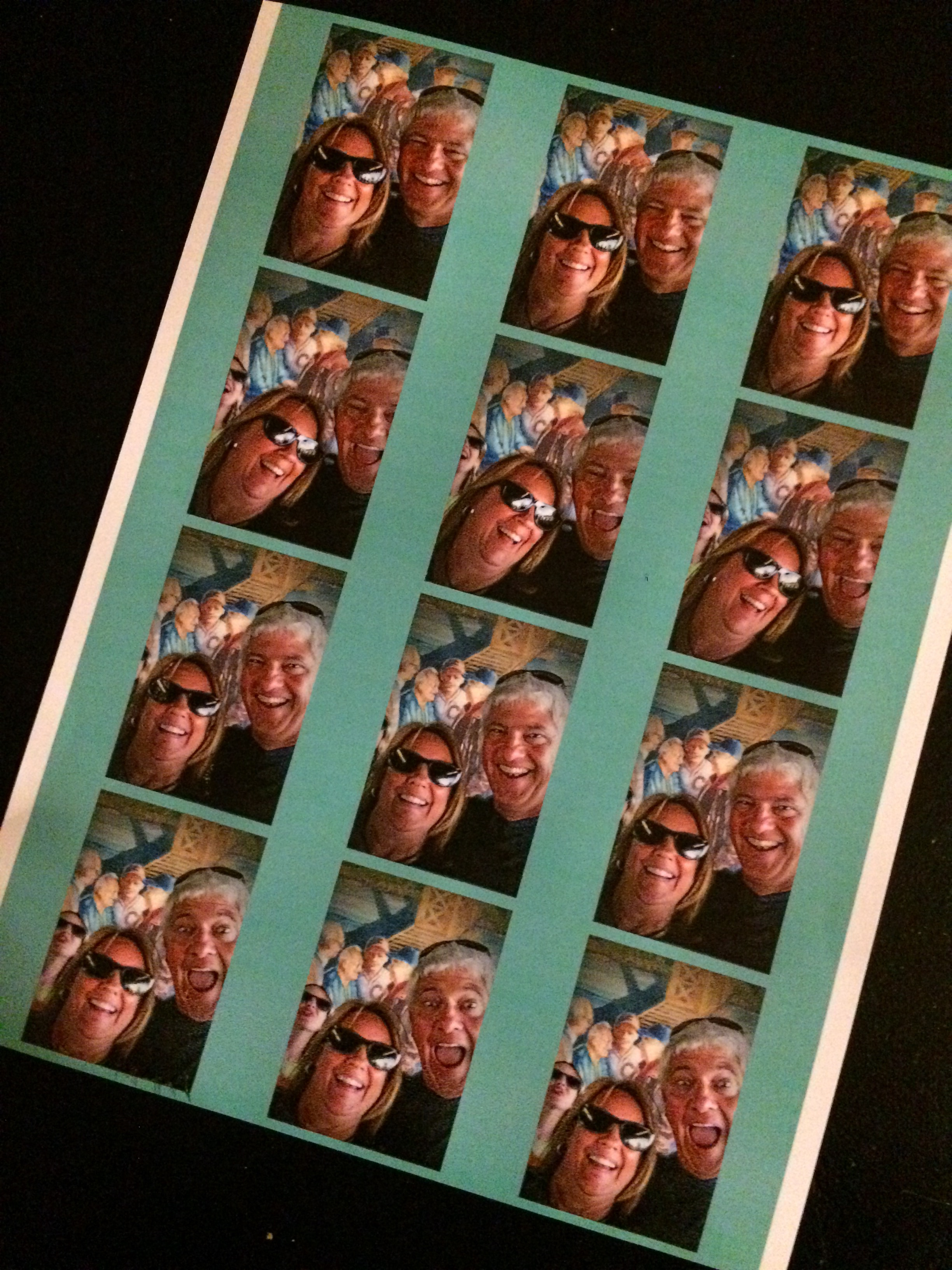 Evite Photo Booth #BeThere