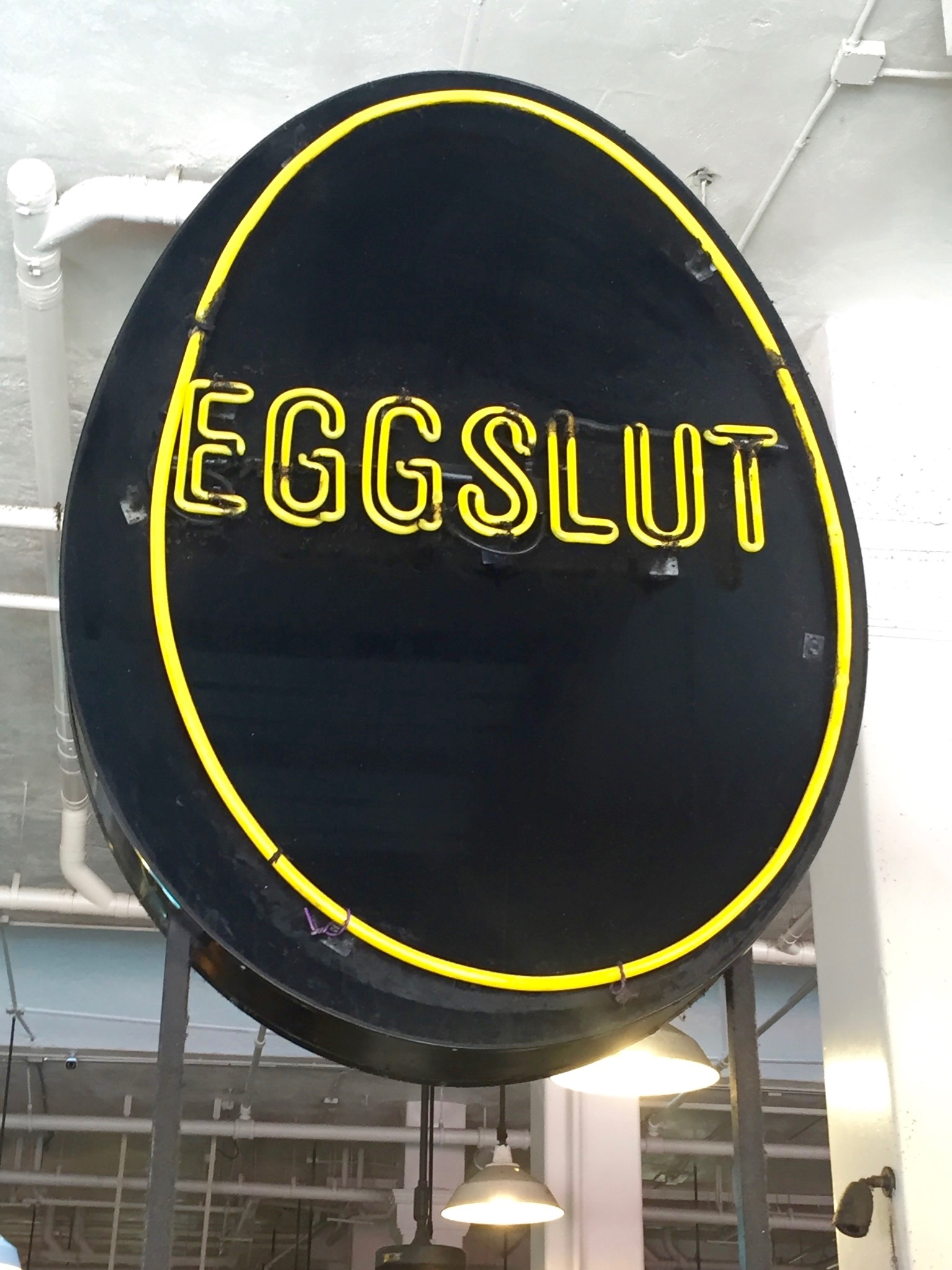 Eggslut Downtown LA