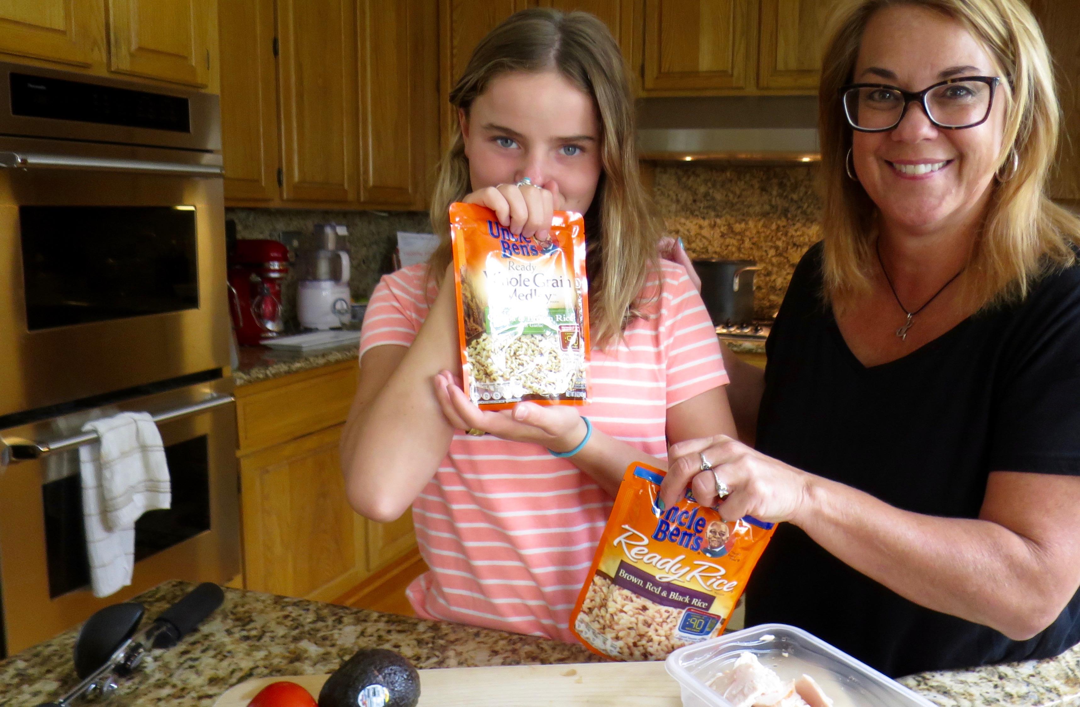 Carnival Rice Recipe #BensBeginners #UncleBensPromo