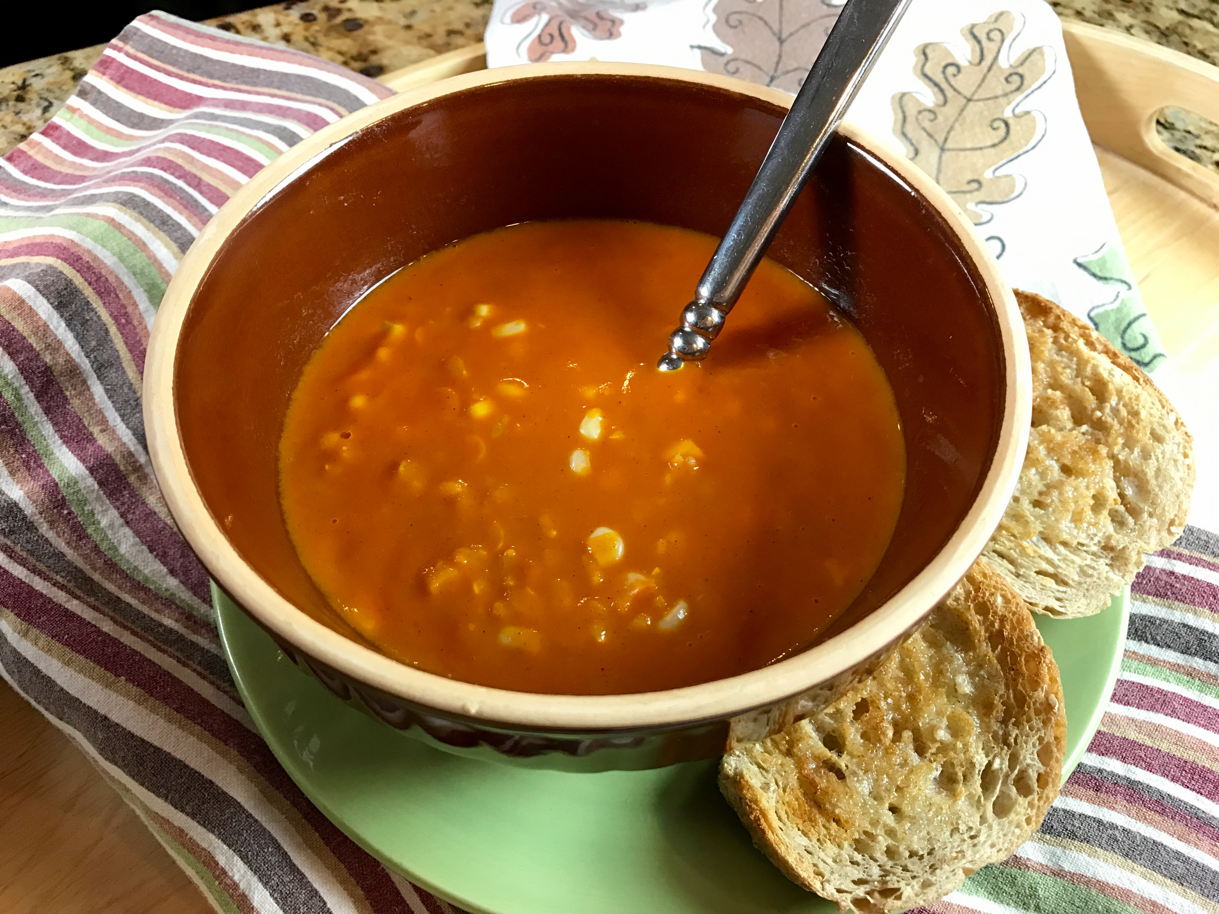 Easiest Tomato and Rice Soup Recipe Ever