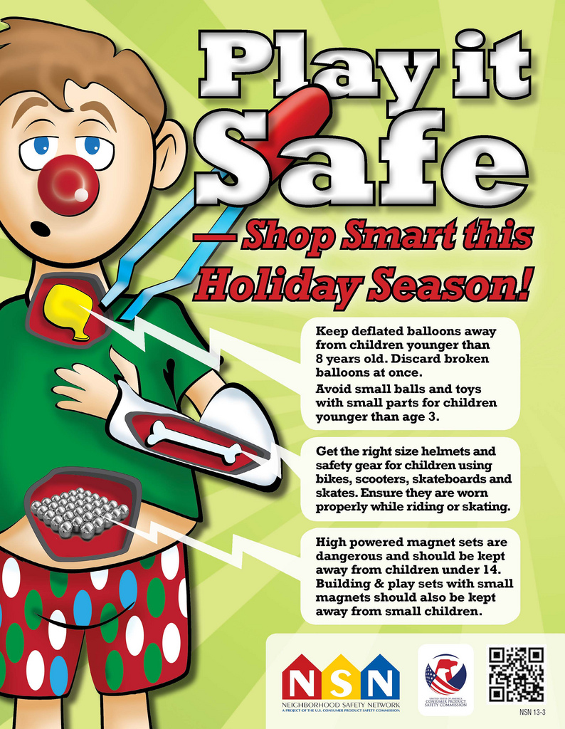 Keeping Toy Safety in Mind this Holiday Season