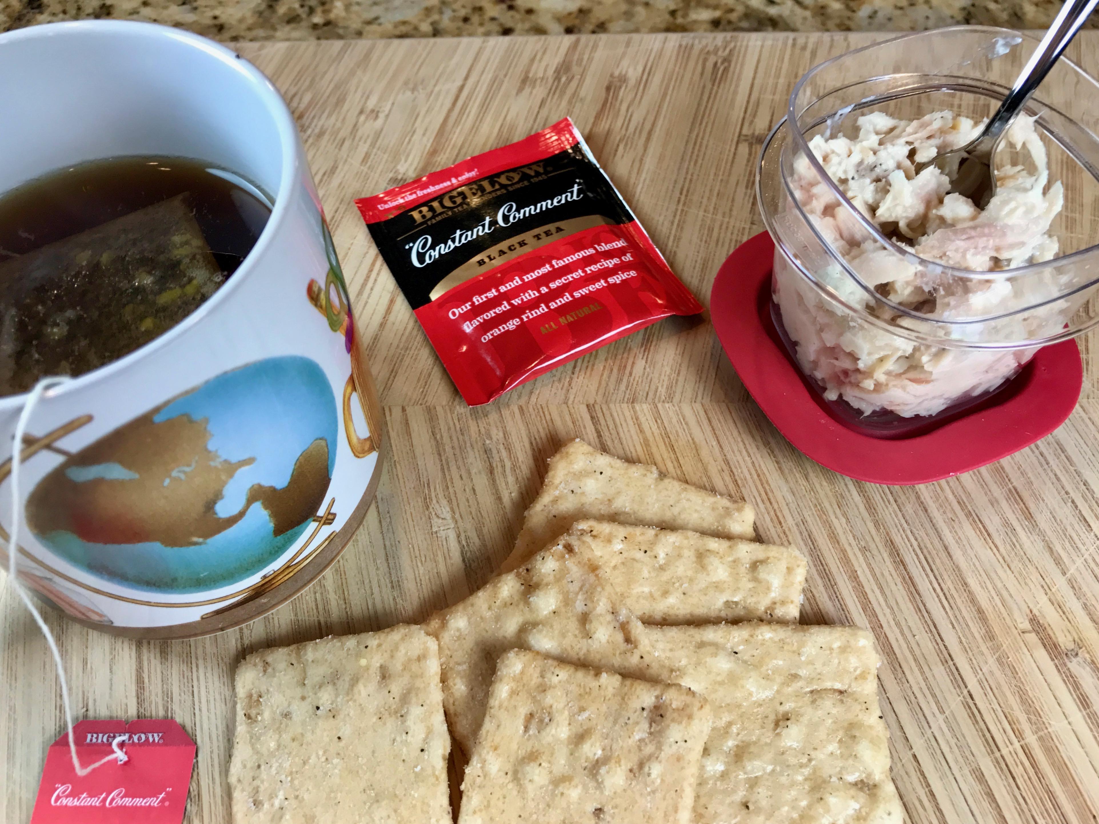 Eight Healthy Afternoon Tea Snacks