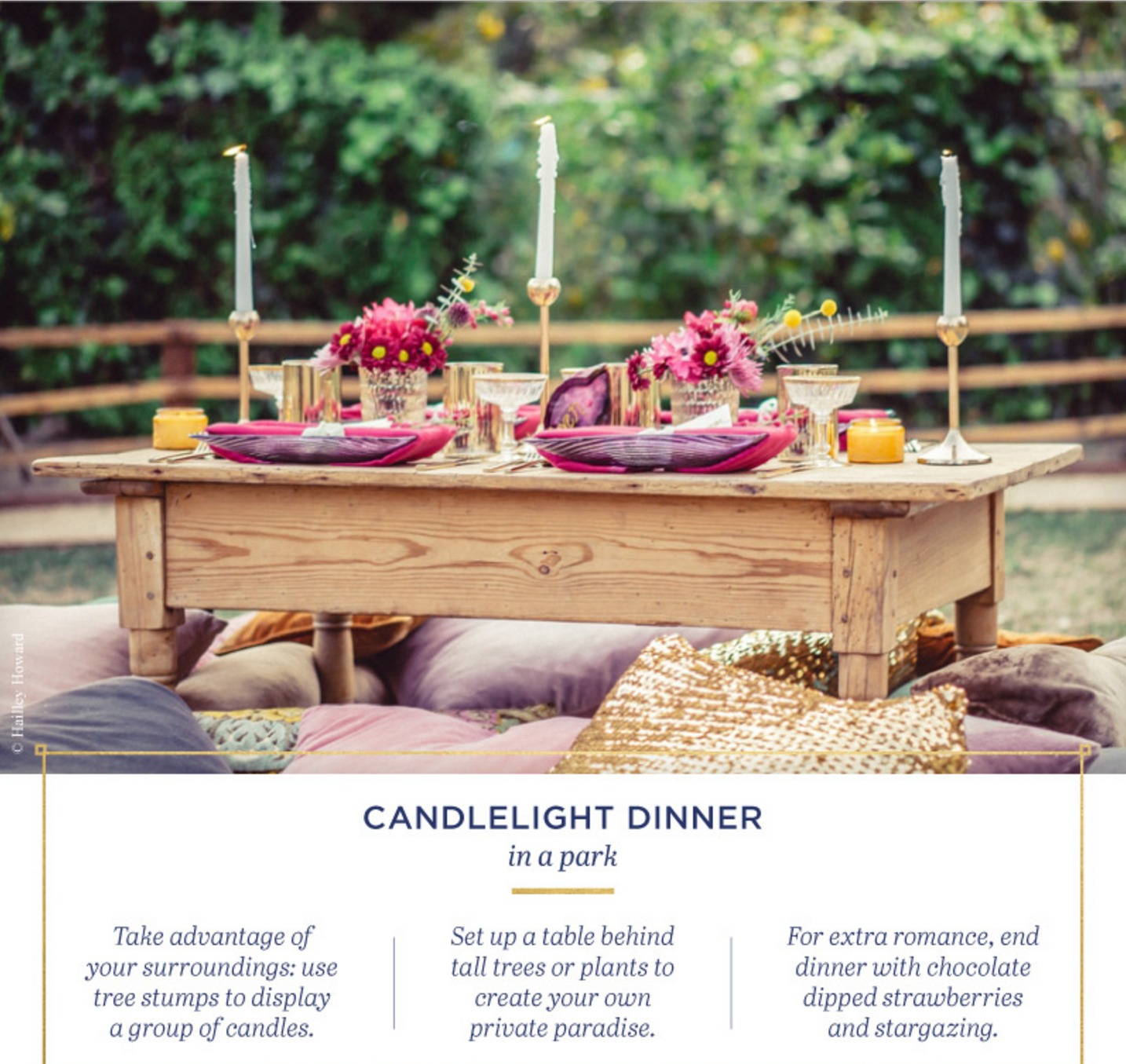 Eating In - Preparing a Perfectly Romantic Dinner