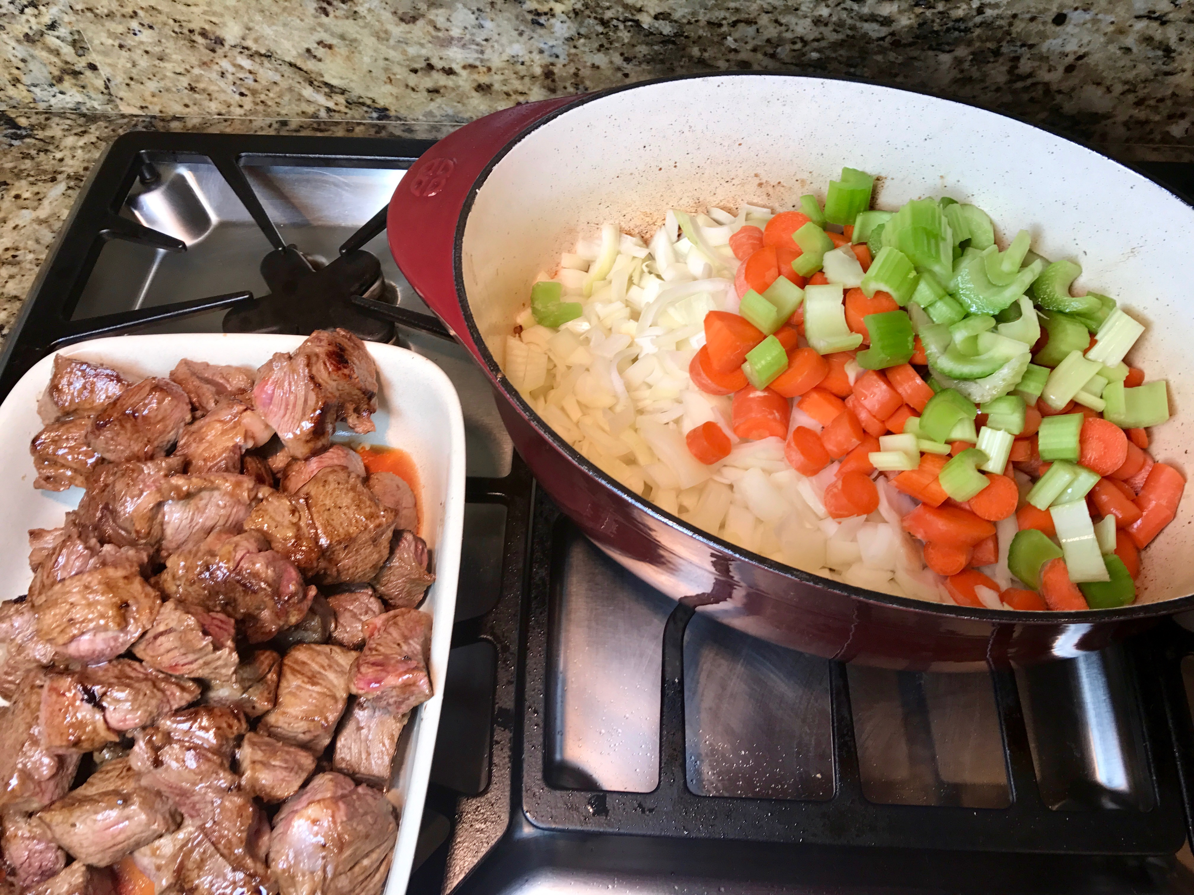 Beef and Guinness Stew Recipe - An Irish Classic