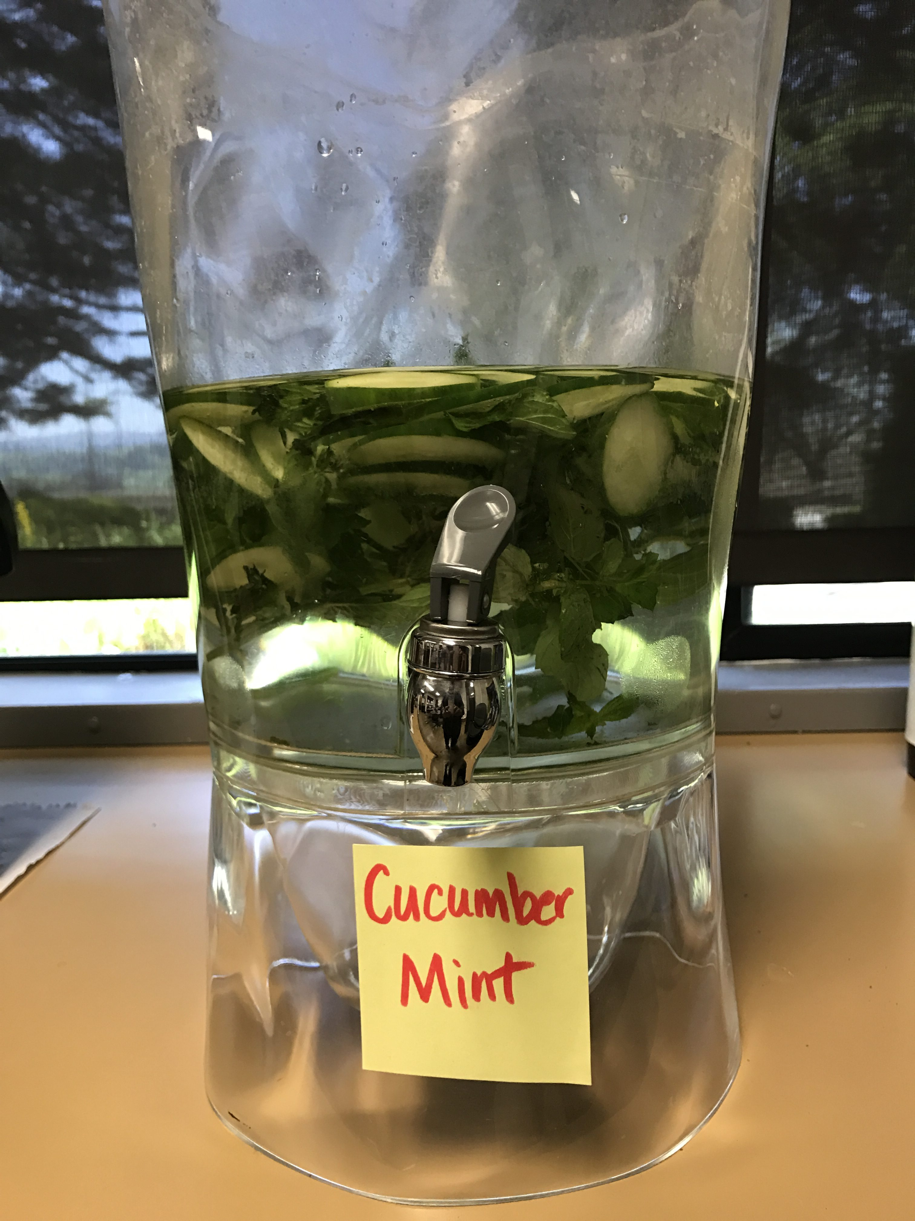 Infused Water Flavors
