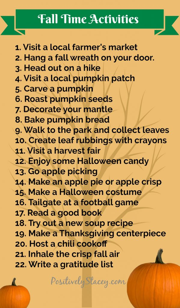 5 Warm Ways to Welcome Fall.