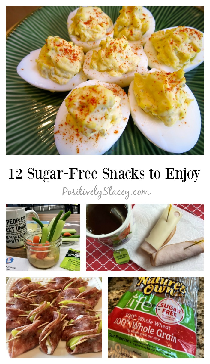 12 Sugar-Free Snacks to Enjoy