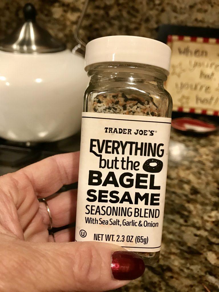 Two Ingredient Healthy Bagels