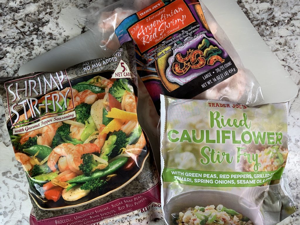 Super Fast and Delicious Low-Point Stir-Fry Dinner
