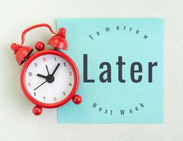 Why You're Still Waiting to Get Started on Your Dreams