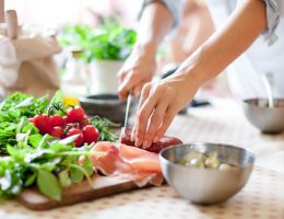 Finding Joy in Home Cooking