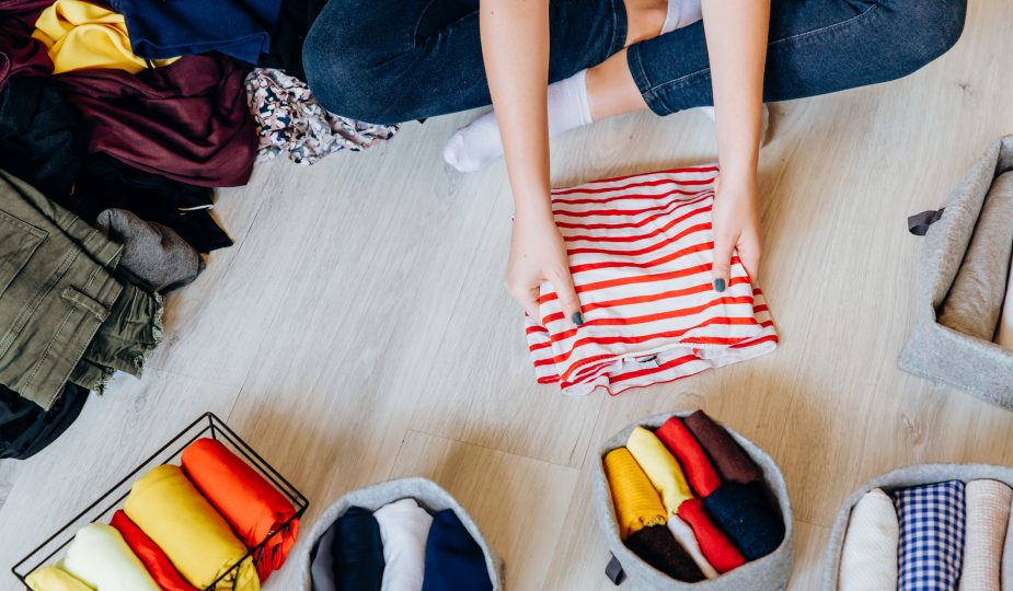 Declutter Your Home to Declutter Your Life