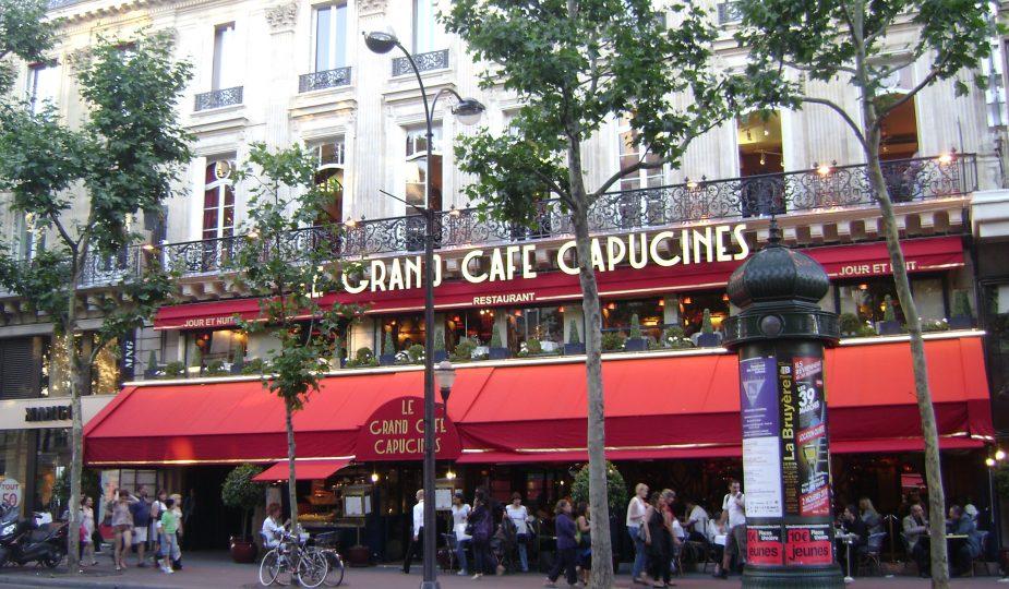 My Escape to Paris