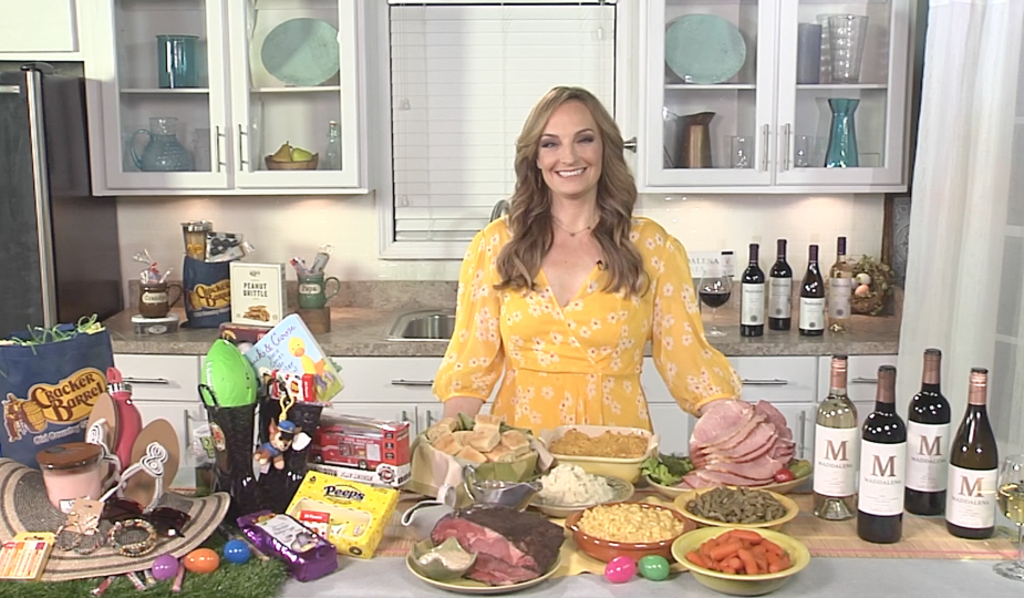 Easy Spring Treats and Easter Eats with Parker Wallace