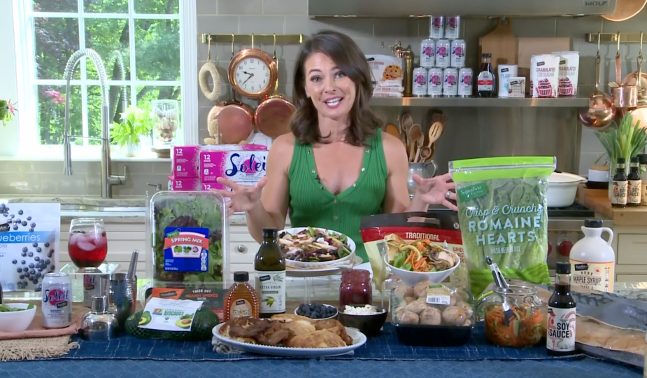 Easy Summer Recipes with Chef Anna Rossi